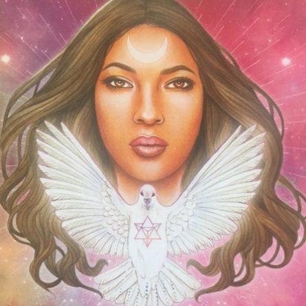 Gudinden Sophia